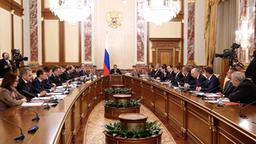 На заседании Правительства РФ глава МЧС России Владимир Пучков представил социально-значимый проект