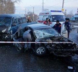 Пожарно-спасательные формирования города Комсомольск-на-Амуре привлекались к ликвидации последствий ДТП