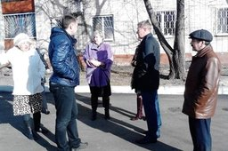 Жителям домов по ул. Аэродромная, 7а города Хабаровска отремонтировали участок дороги