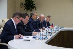 Владимир Пучков провел рабочую встречу с заместителем Генерального секретаря ООН, чрезвычайным гуманитарным координатором Стивеном О'Брайеном