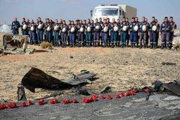 Поисковая операция на Синайском полуострове продолжается