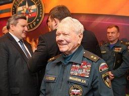 Строитель МЧС, хранитель традиций, солдат Победы