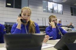 На «горячую линию» МЧС России поступило более 6000 звонков