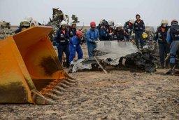 Российские спасатели продолжают поисковые работы в Египте