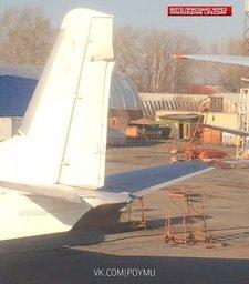 В аэропорту Хабаровска «Боинг-777» задел крылом хвост другого самолета