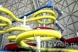 В центре Хабаровска появится ещё и курорт с аквапарком
