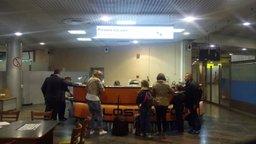 Авиация МЧС России доставила в воскресенье в Москву из Египта около 60 тонн багажа российских туристов
