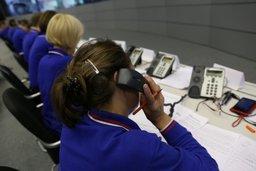 На телефон горячей линии МЧС России поступило более 10000 звонков
