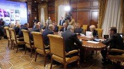 Губернатор Хабаровского края принял участие в селекторном совещании под председательством Дмитрия Медведева