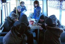 Кампания помощи бездомным в холода стартовала в Хабаровском крае