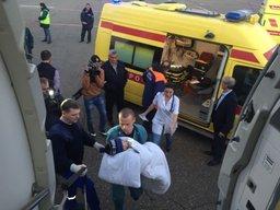 Рамзан Кадыров поблагодарил Владимира Пучкова за эвакуацию тяжелобольных