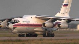 Самолет МЧС России доставил в Москву 27 тонн багажа российских туристов