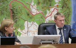 Депутатам рассказали о работе Следственного комитета