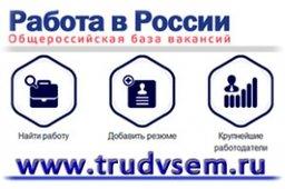 Более 14 тысяч вакансий от Хабаровского края размещено на портале «Работа в России»