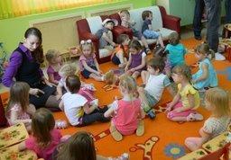 Новый детский сад на 55 мест открылся в селе Тахта Ульчского района