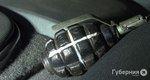 В машине пьяного хабаровчанина полицейские нашли гранату