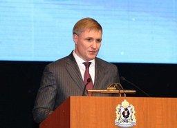 Сергей Луговской поздравил лауреатов премии в области профессионального образования