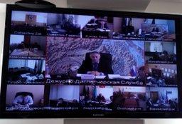 Меры по предотвращению взрывов бытового газа обсудили в Правительстве края
