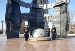 Хабаровских призывников торжественно отправили в войска