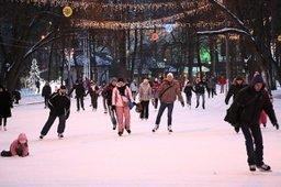 Парк зимних развлечений рядом со стадионом имени Ленина в Хабаровске откроется в декабре