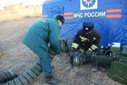 В Хабаровском крае прошла тренировка по реагированию на ЧС