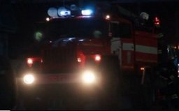 Хабаровские огнеборцы ликвидировали загорание воздушных фильтров в здании на улице Муравьева-Амурского