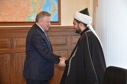 Власти Хабаровского края власти помогут мусульманам выбрать место для строительства мечети