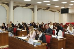 Совет Молодежной Общественной палаты обсудил план работы в IV квартале