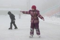 В ближайшие две недели в Хабаровске будут залиты более 70 катков