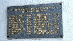 Хабаровск почтил память 33-й годовщины трагедии