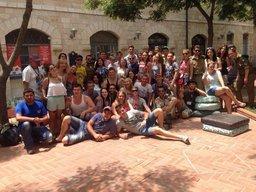 """Хабаровская молодежь, имеющая еврейские корни, приглашается на бесплатную поездку в Израиль по программе """"Таглит"""""""