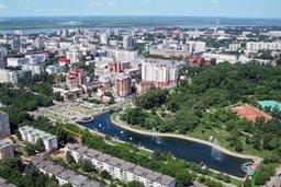 Чуть более 2,5 тысячи голосов отделяет Хабаровск от второго места в рейтинге «Город России. Национальный выбор – 2015»