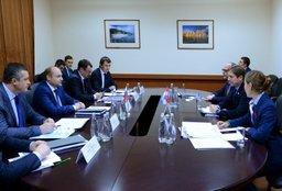 Глава Минвостокразвития обсудил возможность участия люксембуржцев в создании зоны Freeport во Владивостоке