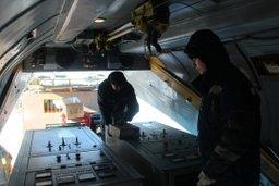 В поселок Охотск доставляется специальное оборудование