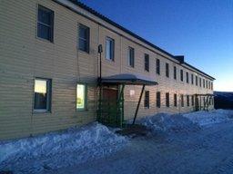 В Охотске постепенно подключают жилые дома к энергоснабжению