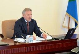 В Правительстве края состоялось первое заседание комиссии по противодействию незаконному обороту промышленной продукции