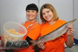 Выставка-ярмарка «Рыба, морепродукты, экология – Дальний Восток 2015» открылась в спорткомплексе «Платинум Арена»