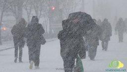 Снежный циклон накроет Хабаровский край в конце недели