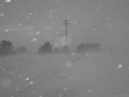 Дополнение к предупреждению еще один район попадает под влияние циклона