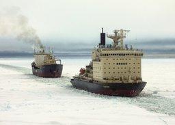 Владимир Путин: связующим звеном между Европой и АТР должен стать Северный морской путь