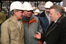 В. Шпорт: Комсомольск-на-Амуре должен вернуть себе статус современного инженерно-промышленного центра