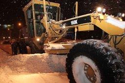 В связи со снежным циклоном в Хабаровске с 3 декабря введен режим чрезвычайной ситуации