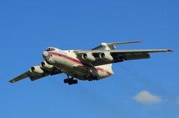 Ил-76 МЧС России осуществил санитарно-авиационную эвакуацию 20 тяжелобольных детей из Ростова-на-Дону в Москву