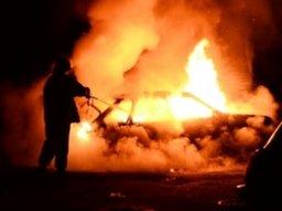 Менее 20 минут потребовалось хабаровским пожарным на ликвидацию загорания автомобиля