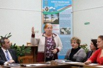 Наталия Пудовкина провела интерактивный прием граждан