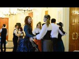 Ролевики Хабаровска начали подготовку к зимним балам