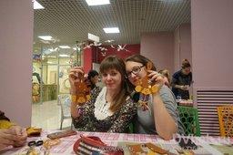 Хабаровчане начали готовиться к Новому году на выставке-ярмарке «Город мастеров»