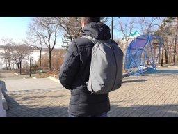 Хабаровчане открывают производство водонепроницаемых рюкзаков