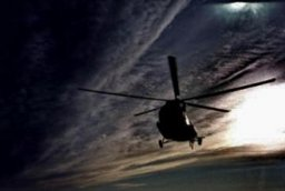 В Сахалинской области вертолет Ми-8 МЧС России совершил санитарный рейс