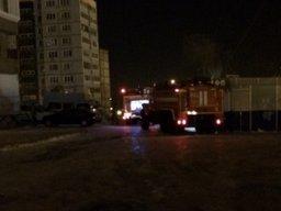 В Хабаровске пожарные ликвидировали загорание в многоквартирном доме по улице Тихоокеанской